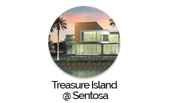 Treasure Island @ Sentosa