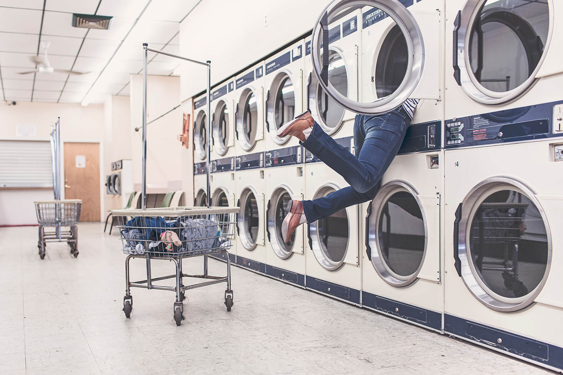 5 Surprising Things You Never Knew You Could Put In The Washing Machine