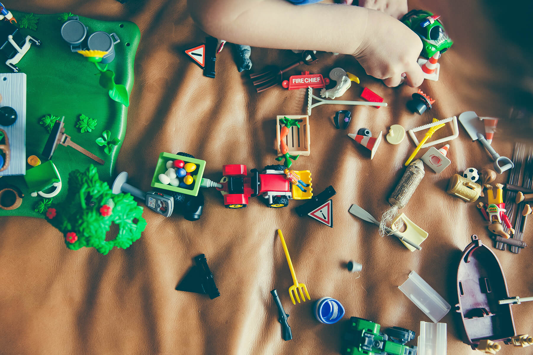 Small Toys & Stuffed Toys