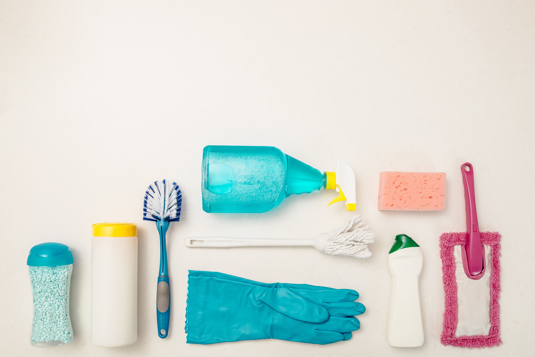 You Don't Have To Decide On Your Cleaning Supplies