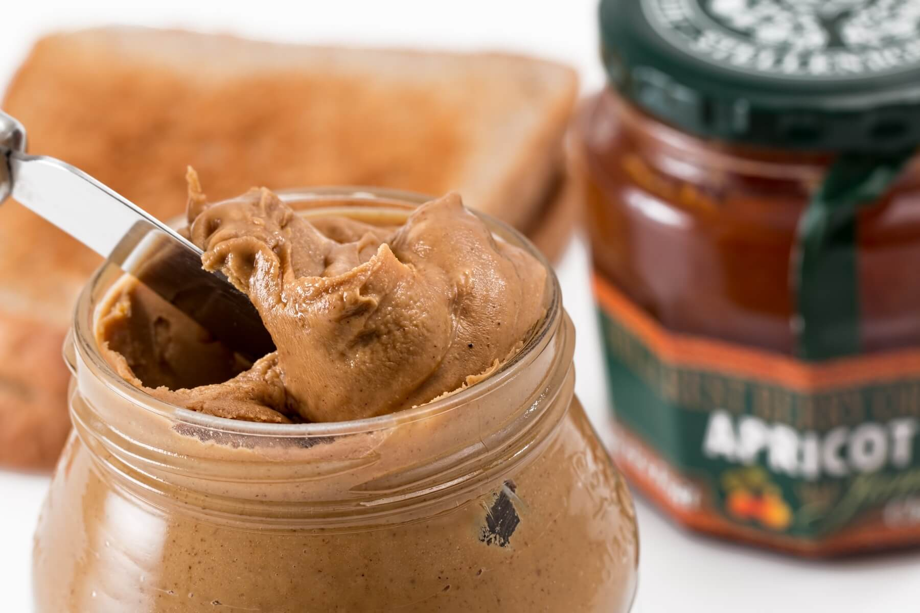 Remove Stubborn Labels and Stickers with Peanut Butter