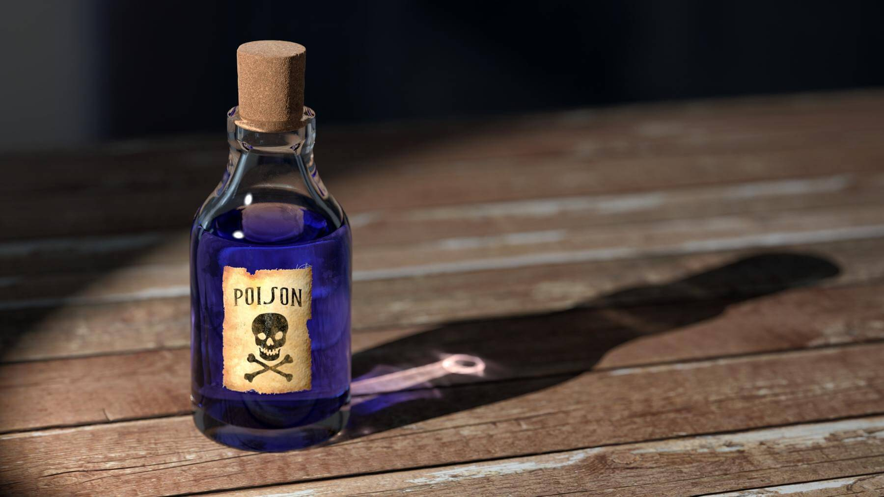 Place Ant Poison