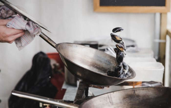 How To Get Rid of Pungent Cooking Odours
