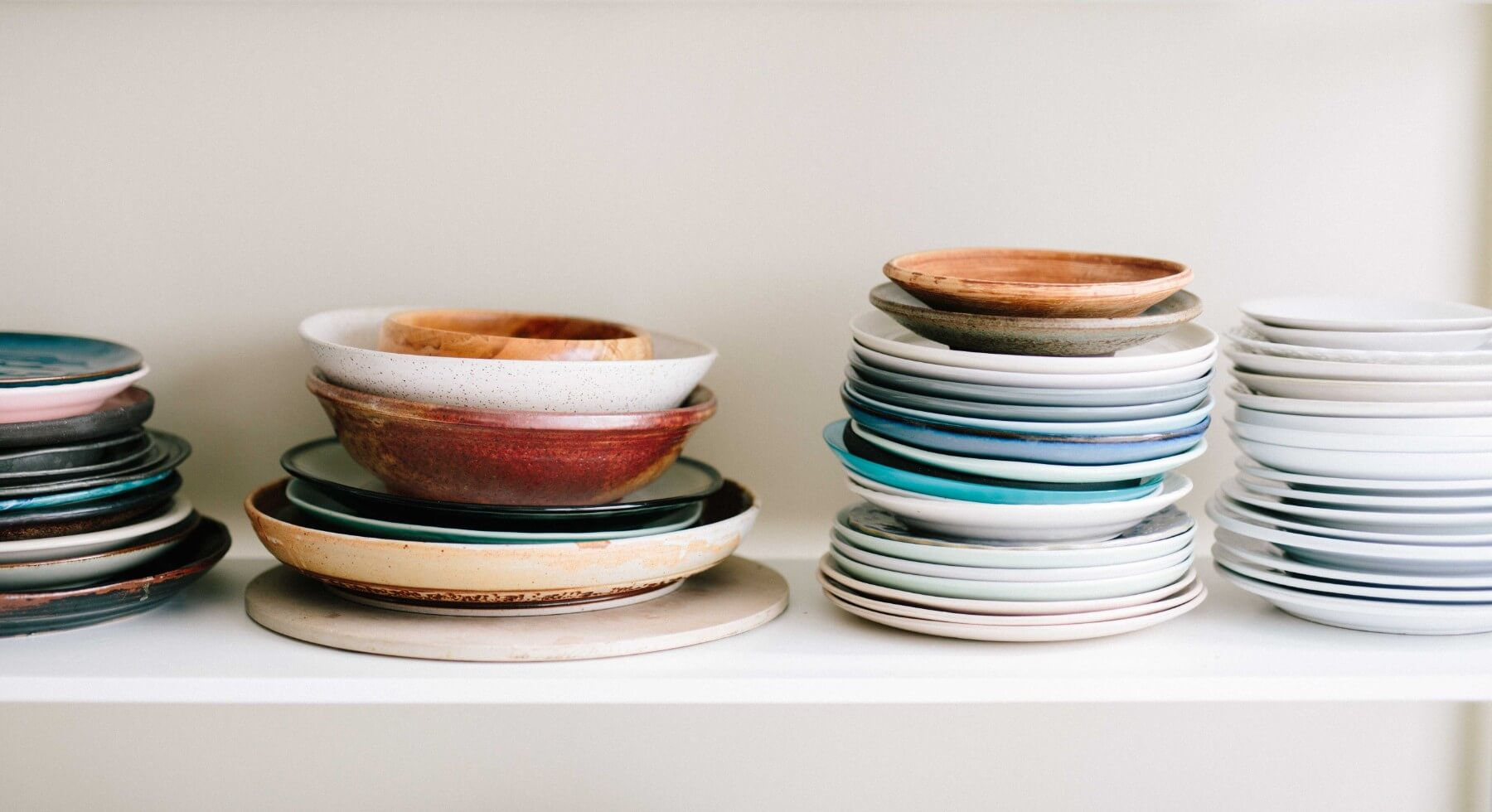 Reviving Scratched Dishes