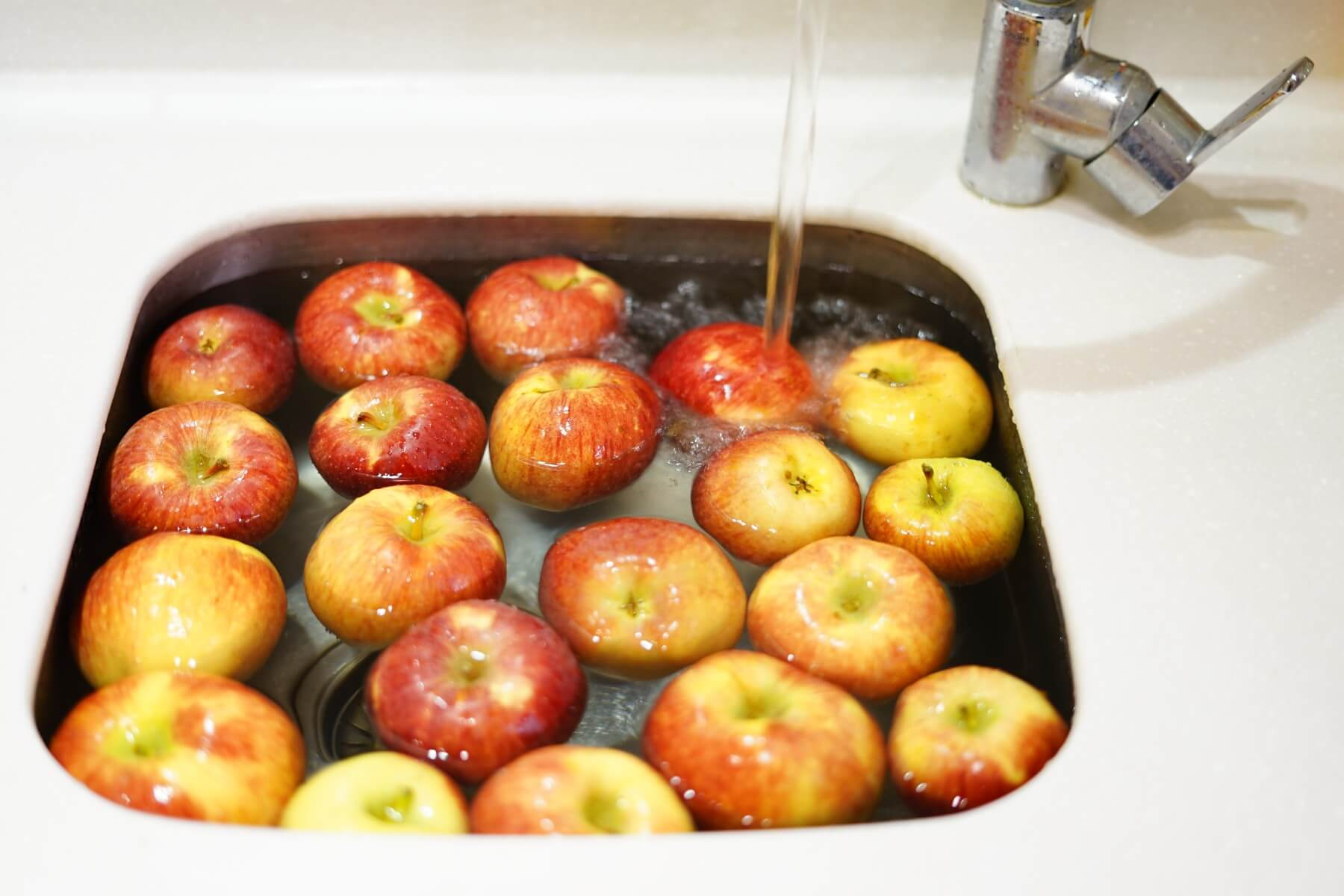 What Not To Be Dumped Down The Kitchen Sink