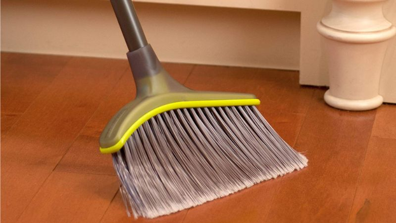 Dusters and brooms